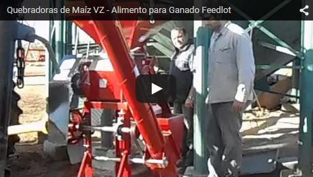 Video Quebradora de Granos Secos R270